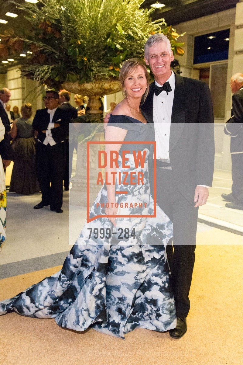 Debbie Muller, David Barber, Opera Ball 2015: Moonlight & Music, War Memorial Opera House. 301 Van Ness Ave, September 11th, 2015,Drew Altizer, Drew Altizer Photography, full-service agency, private events, San Francisco photographer, photographer california
