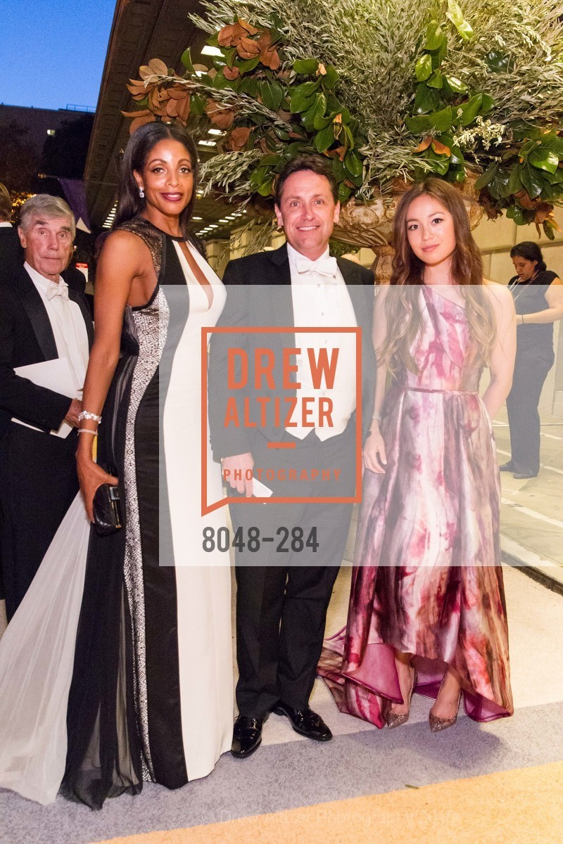 Tanum Davis, Sean Bohen, Izzy Rhyu, Opera Ball 2015: Moonlight & Music, War Memorial Opera House. 301 Van Ness Ave, September 11th, 2015,Drew Altizer, Drew Altizer Photography, full-service agency, private events, San Francisco photographer, photographer california