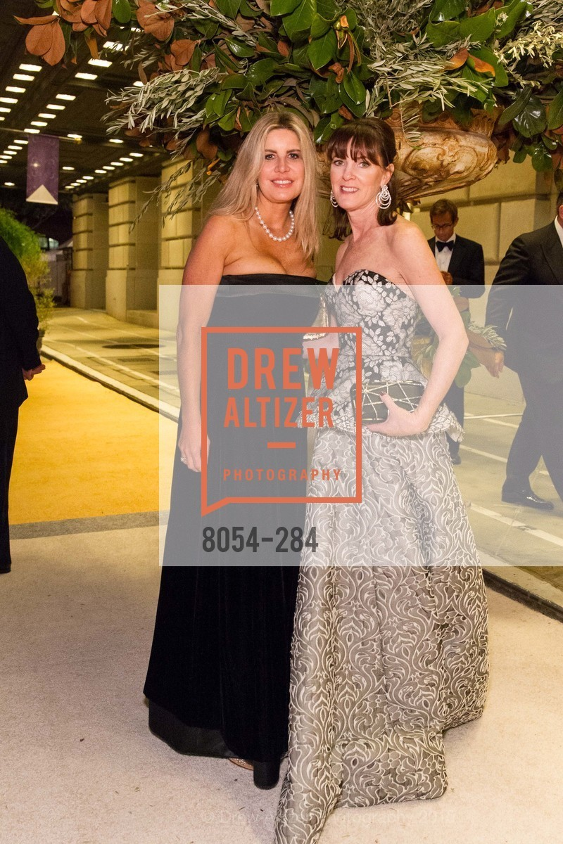 Suzanne Levit, Allison Speer, Opera Ball 2015: Moonlight & Music, War Memorial Opera House. 301 Van Ness Ave, September 11th, 2015
