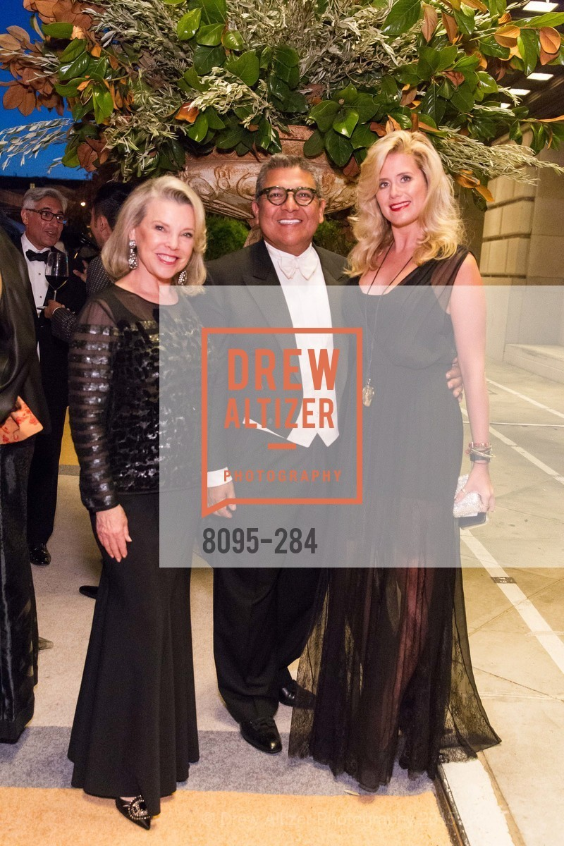 Jeanne Lawrence, Riccardo Benavides, Stephanie Lawrence, Opera Ball 2015: Moonlight & Music, War Memorial Opera House. 301 Van Ness Ave, September 11th, 2015,Drew Altizer, Drew Altizer Photography, full-service agency, private events, San Francisco photographer, photographer california