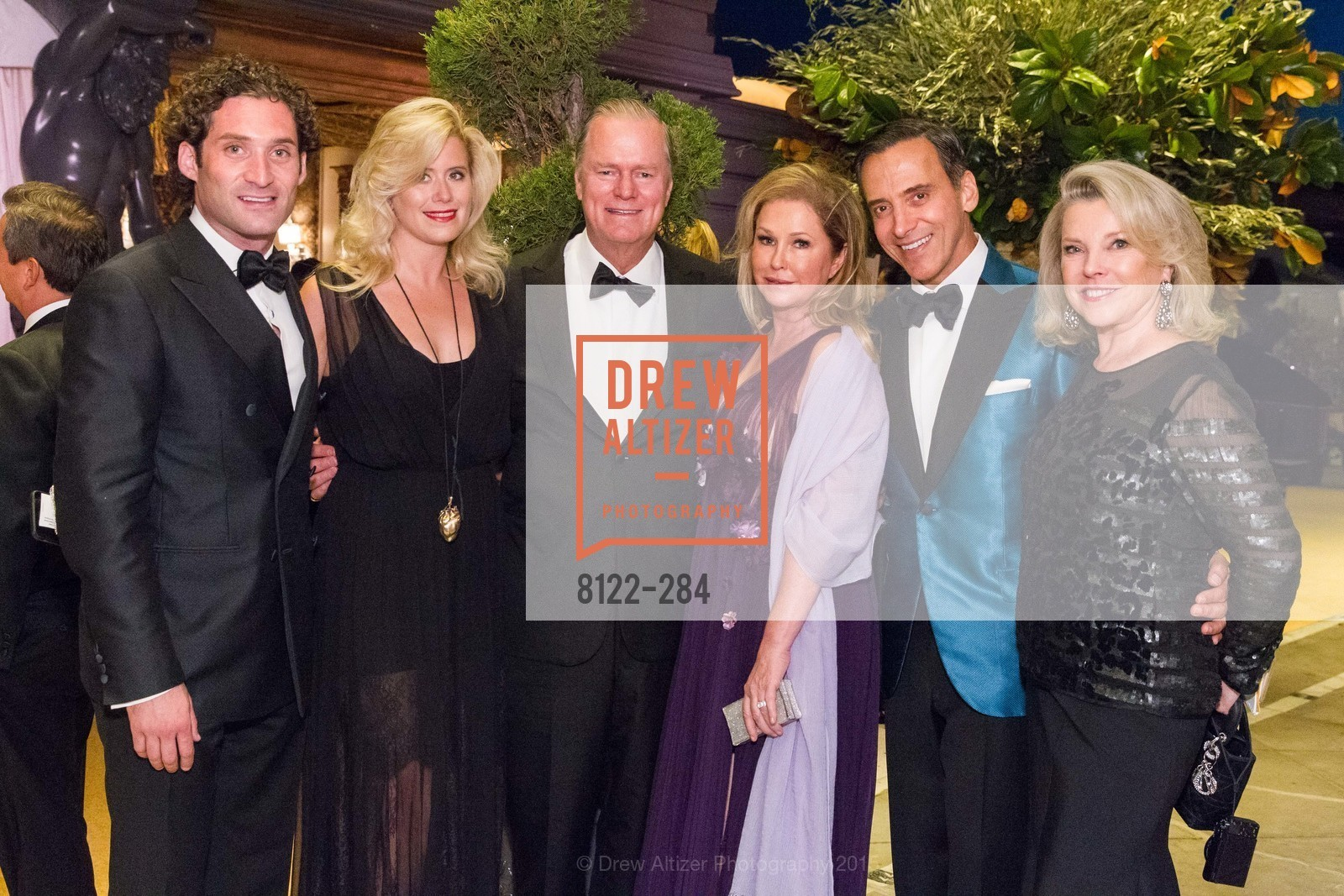 Justin Fichelson, Stephanie Lawrence, Richard Hilton, Kathy Hilton, Alan Malouf, Jeanne Lawrence, Opera Ball 2015: Moonlight & Music, War Memorial Opera House. 301 Van Ness Ave, September 11th, 2015,Drew Altizer, Drew Altizer Photography, full-service agency, private events, San Francisco photographer, photographer california
