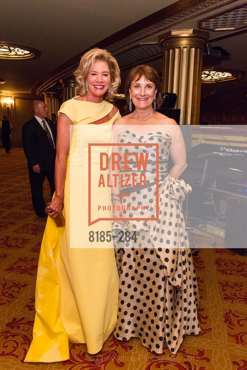 Mary Poland, Debby Sagues, Opera Ball 2015: Moonlight & Music, War Memorial Opera House. 301 Van Ness Ave, September 11th, 2015,Drew Altizer, Drew Altizer Photography, full-service agency, private events, San Francisco photographer, photographer california