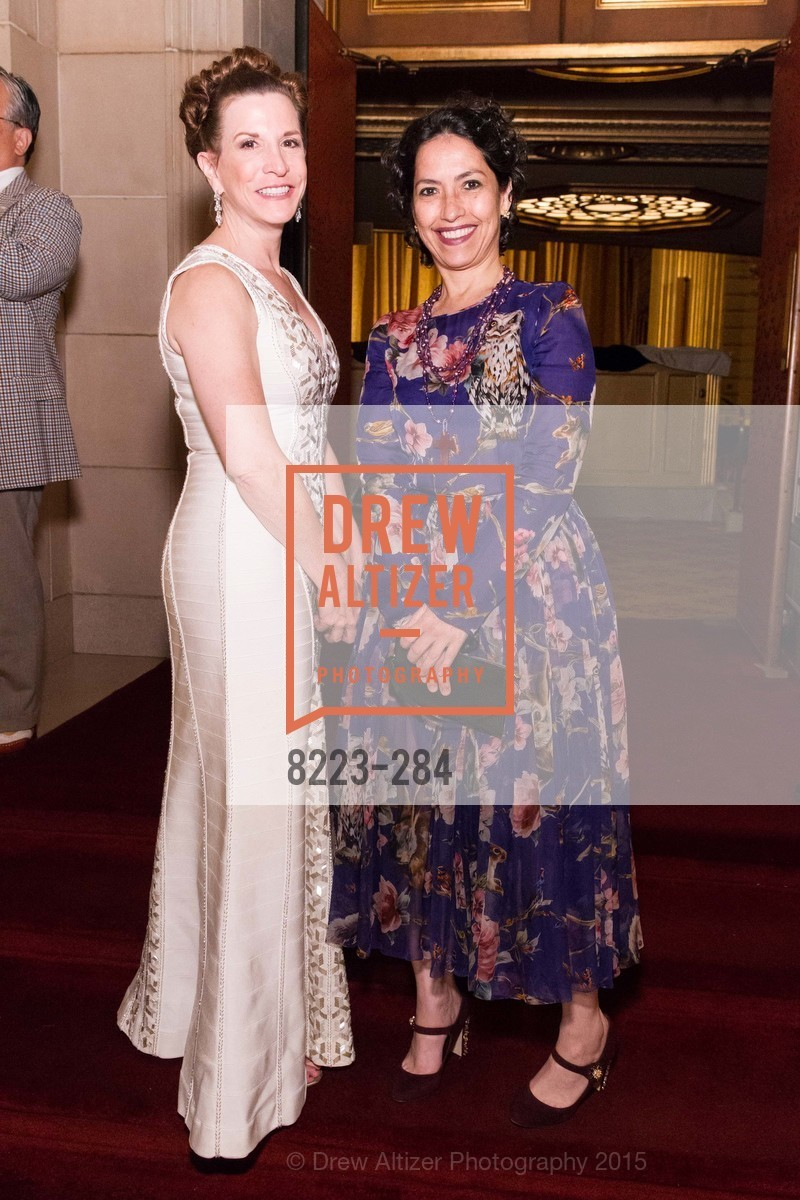 Maria Quiros, Maya Meux, Opera Ball 2015: Moonlight & Music, War Memorial Opera House. 301 Van Ness Ave, September 11th, 2015,Drew Altizer, Drew Altizer Photography, full-service agency, private events, San Francisco photographer, photographer california