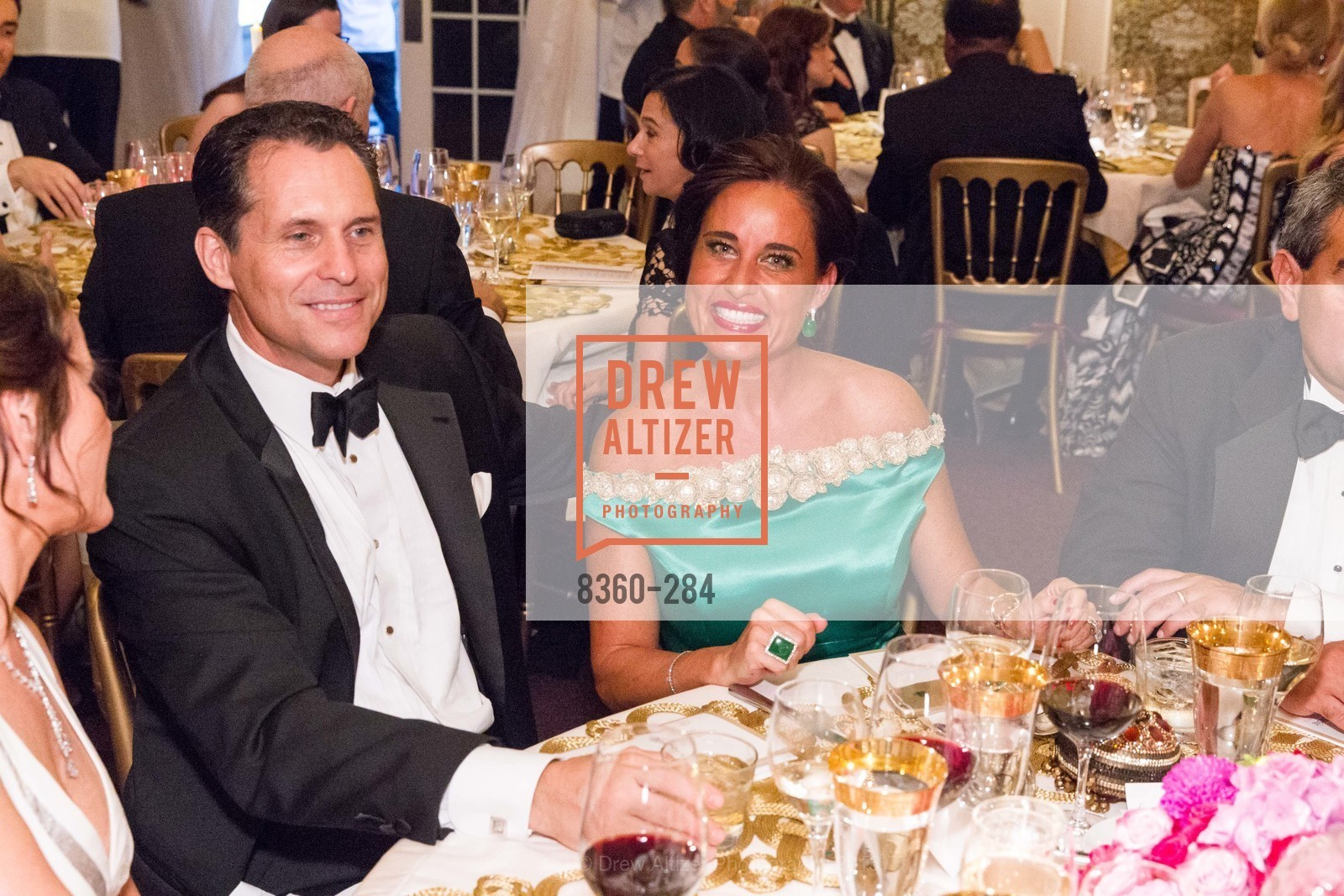 Jim Ritchie, Natalia Urrutia, Opera Ball 2015: Moonlight & Music, War Memorial Opera House. 301 Van Ness Ave, September 11th, 2015,Drew Altizer, Drew Altizer Photography, full-service agency, private events, San Francisco photographer, photographer california