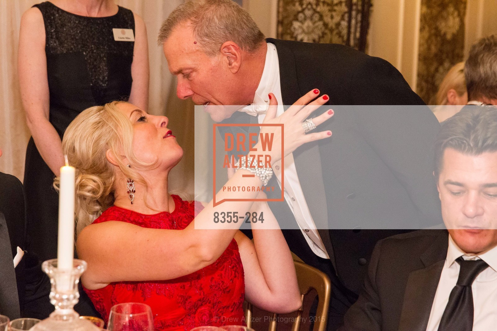 Ginny Ziegler, David Gockley, Opera Ball 2015: Moonlight & Music, War Memorial Opera House. 301 Van Ness Ave, September 11th, 2015,Drew Altizer, Drew Altizer Photography, full-service agency, private events, San Francisco photographer, photographer california