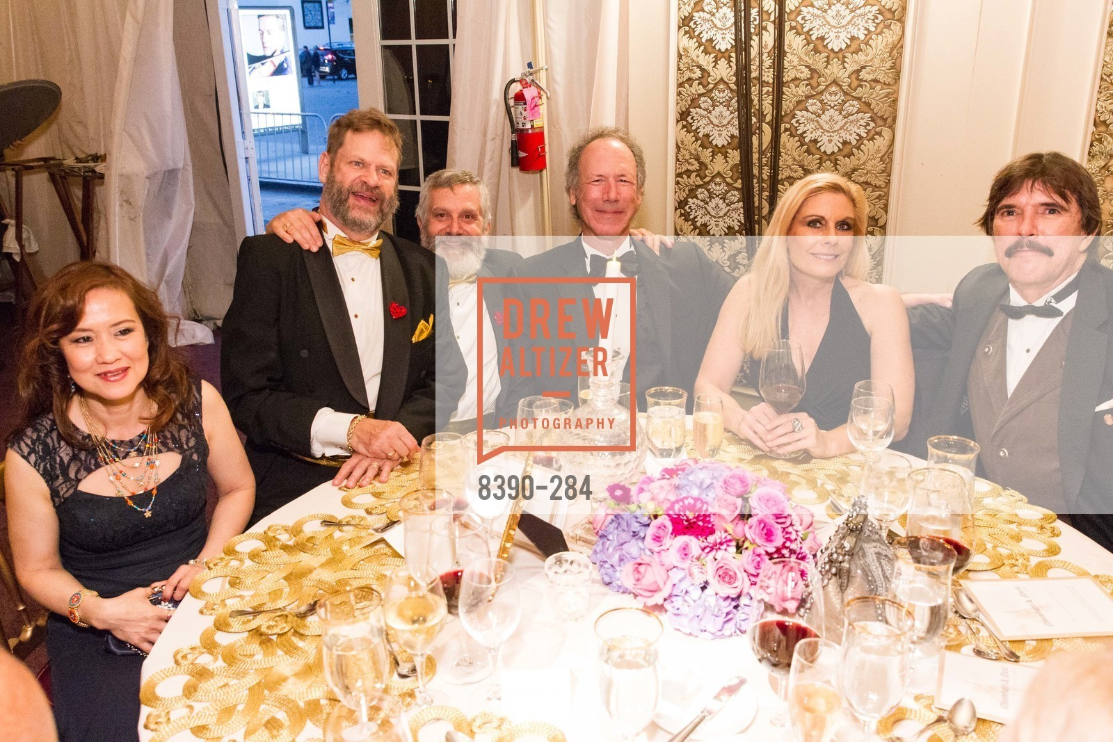 David Laudon, Randy Laroche, Tom Barrett, Jacqueline Jacoby, John Rosin, Opera Ball 2015: Moonlight & Music, War Memorial Opera House. 301 Van Ness Ave, September 11th, 2015,Drew Altizer, Drew Altizer Photography, full-service agency, private events, San Francisco photographer, photographer california