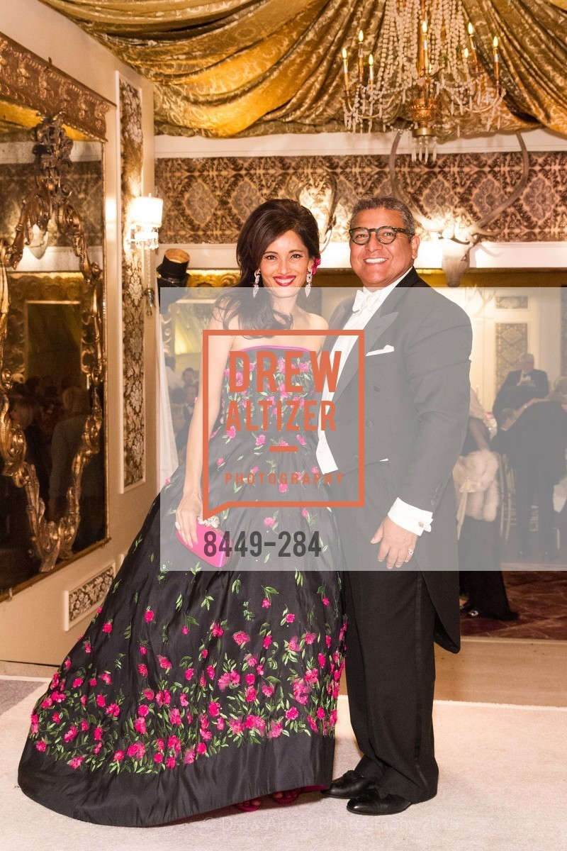 Komal Shah, Riccardo Benavides, Opera Ball 2015: Moonlight & Music, War Memorial Opera House. 301 Van Ness Ave, September 11th, 2015,Drew Altizer, Drew Altizer Photography, full-service agency, private events, San Francisco photographer, photographer california