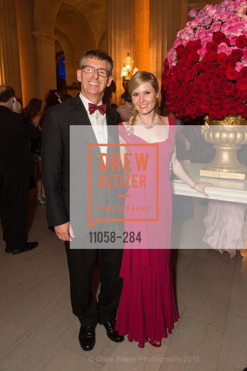 Mike Knych, Kendra Kraslich, Opera Ball 2015: Moonlight & Music, War Memorial Opera House. 301 Van Ness Ave, September 11th, 2015,Drew Altizer, Drew Altizer Photography, full-service agency, private events, San Francisco photographer, photographer california