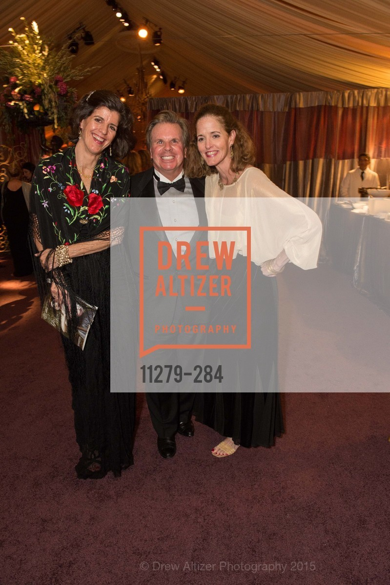 Debbie Terrier, George Drysdale, Julie Shugar, Opera Ball 2015: Moonlight & Music, War Memorial Opera House. 301 Van Ness Ave, September 11th, 2015,Drew Altizer, Drew Altizer Photography, full-service agency, private events, San Francisco photographer, photographer california
