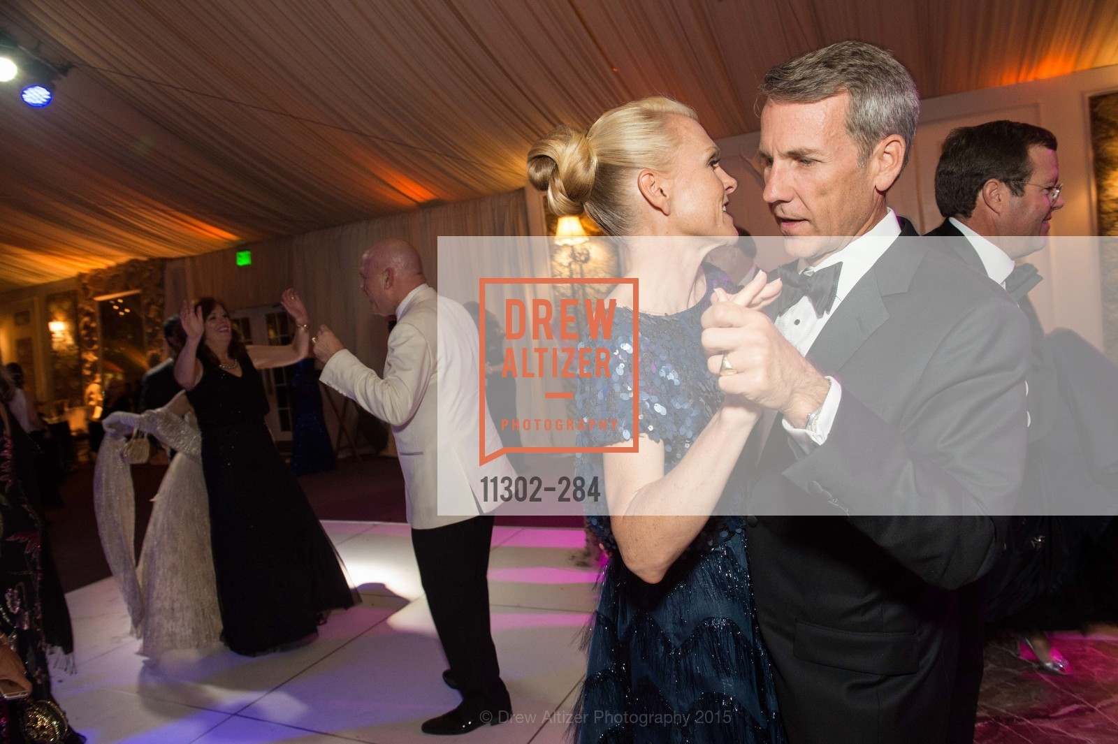 Linle Froeb, Jim Froeb, Opera Ball 2015: Moonlight & Music, War Memorial Opera House. 301 Van Ness Ave, September 11th, 2015,Drew Altizer, Drew Altizer Photography, full-service agency, private events, San Francisco photographer, photographer california