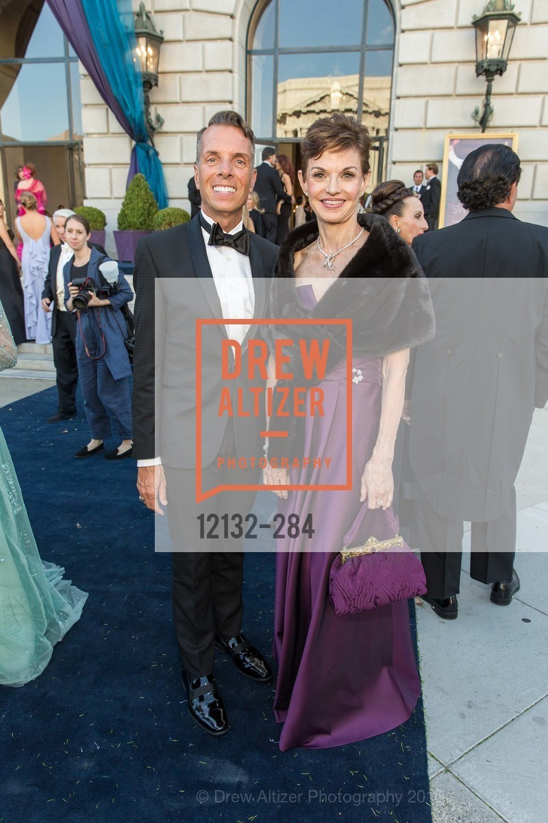 Roman Gronokowski, Denise Littlefield Sobel, Opera Ball 2015: Moonlight & Music, War Memorial Opera House. 301 Van Ness Ave, September 11th, 2015,Drew Altizer, Drew Altizer Photography, full-service agency, private events, San Francisco photographer, photographer california