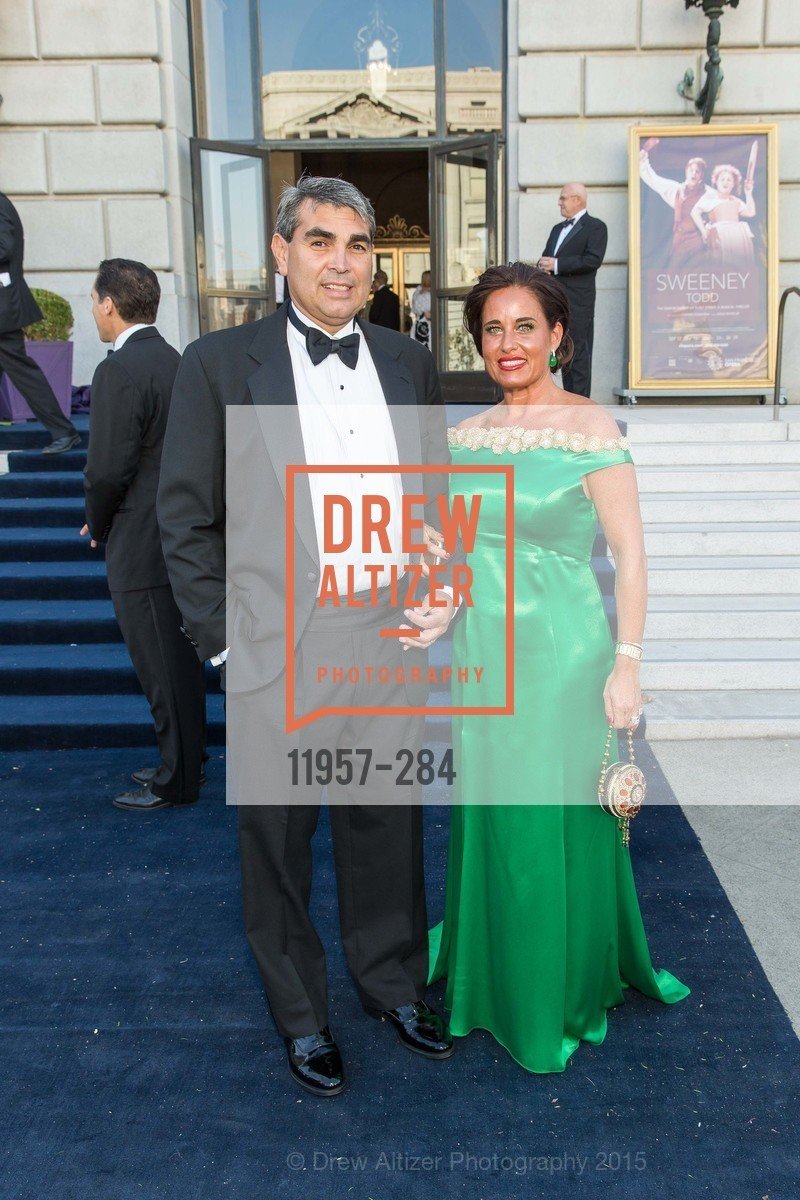 Israel Hernandez, Natalia Urrutia, Opera Ball 2015: Moonlight & Music, War Memorial Opera House. 301 Van Ness Ave, September 11th, 2015,Drew Altizer, Drew Altizer Photography, full-service agency, private events, San Francisco photographer, photographer california