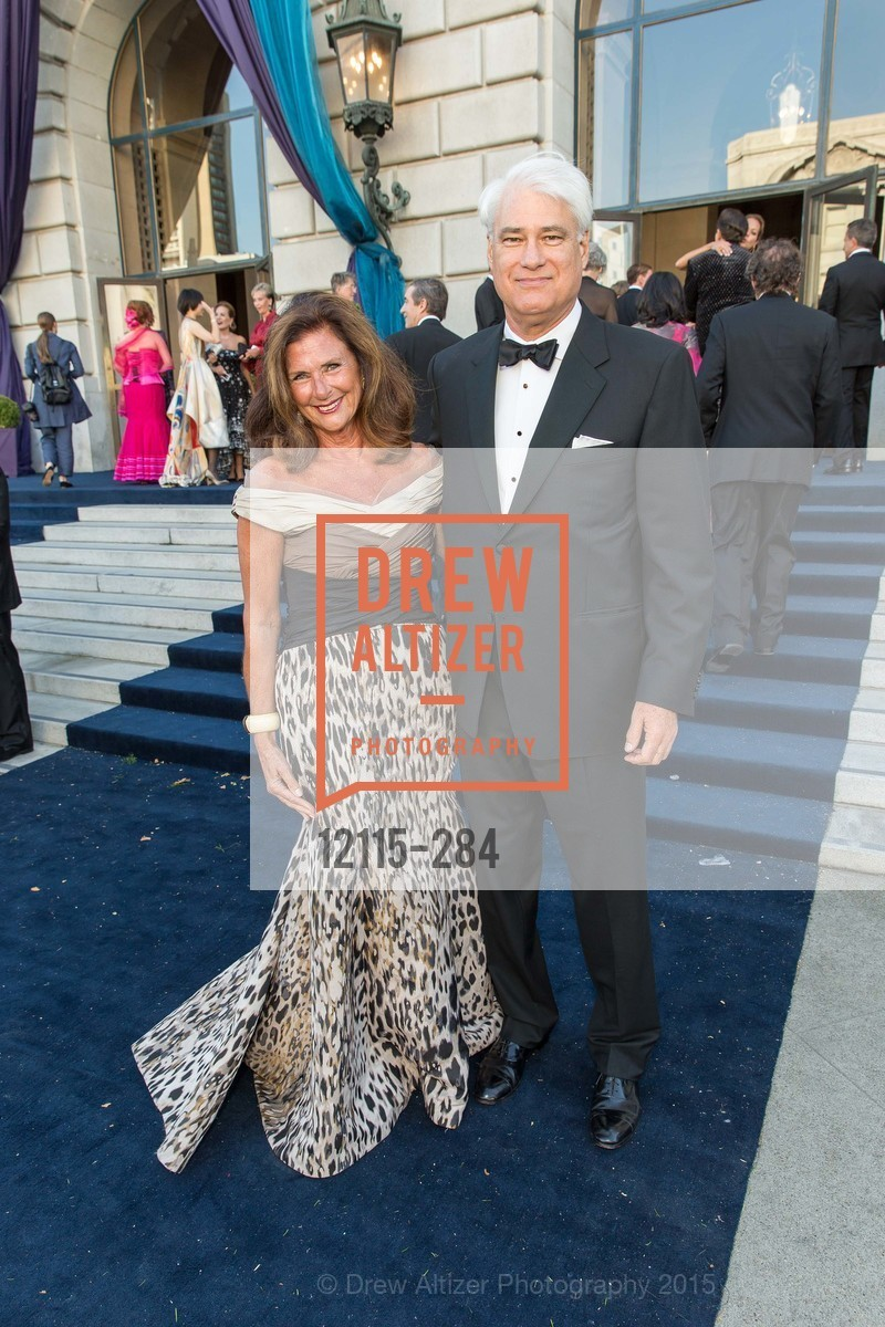 Linda Zider, Philip Wilson, Opera Ball 2015: Moonlight & Music, War Memorial Opera House. 301 Van Ness Ave, September 11th, 2015,Drew Altizer, Drew Altizer Photography, full-service agency, private events, San Francisco photographer, photographer california