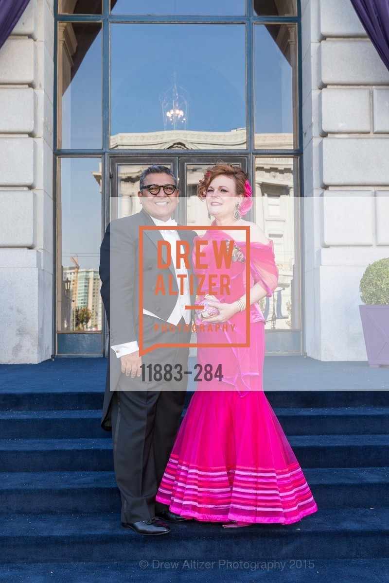 Riccardo Benavides, Jennifer Raiser, Opera Ball 2015: Moonlight & Music, War Memorial Opera House. 301 Van Ness Ave, September 11th, 2015,Drew Altizer, Drew Altizer Photography, full-service agency, private events, San Francisco photographer, photographer california