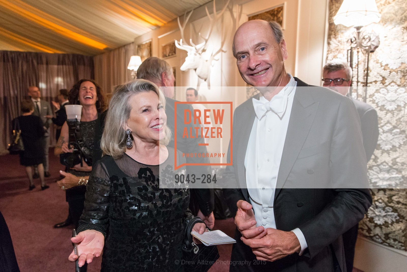 Jeanne Lawrence, Keith Geeslin, Opera Ball 2015: Moonlight & Music, War Memorial Opera House. 301 Van Ness Ave, September 11th, 2015,Drew Altizer, Drew Altizer Photography, full-service agency, private events, San Francisco photographer, photographer california
