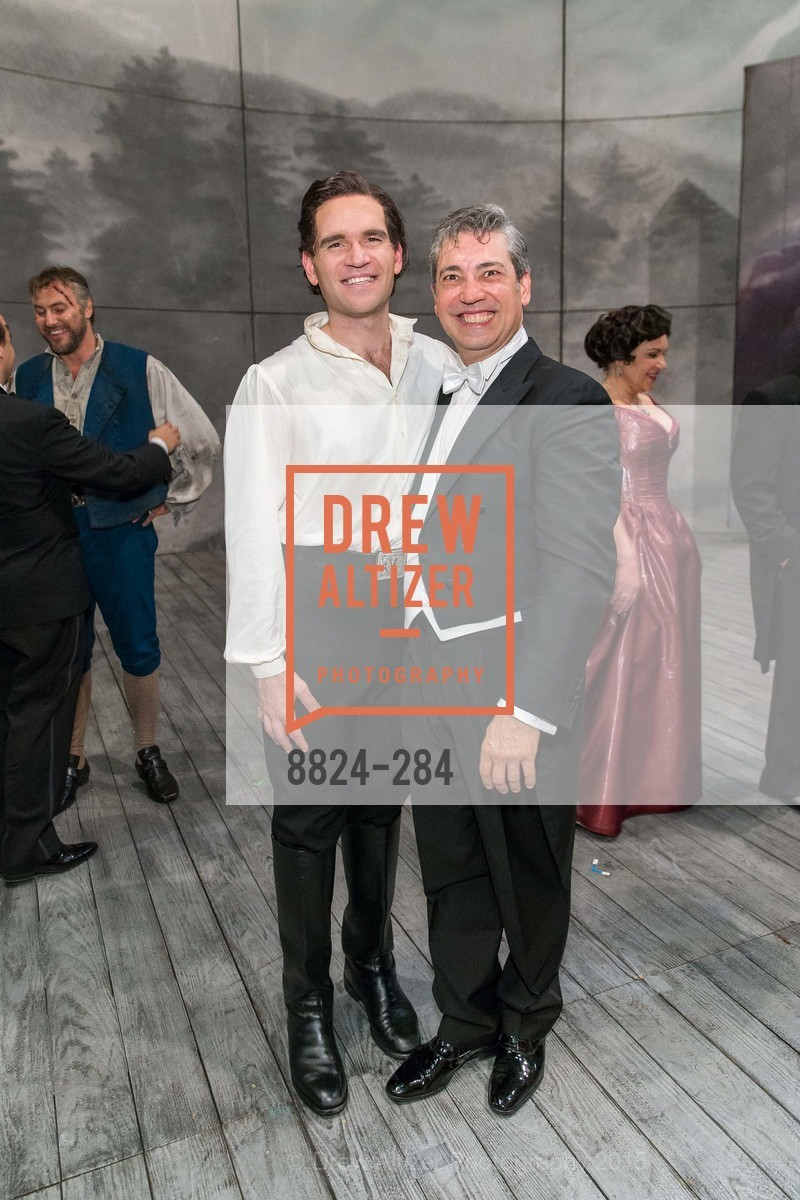 Michael Fabiano, Nicola Luisotti, Opera Ball 2015: Moonlight & Music, War Memorial Opera House. 301 Van Ness Ave, September 11th, 2015,Drew Altizer, Drew Altizer Photography, full-service agency, private events, San Francisco photographer, photographer california