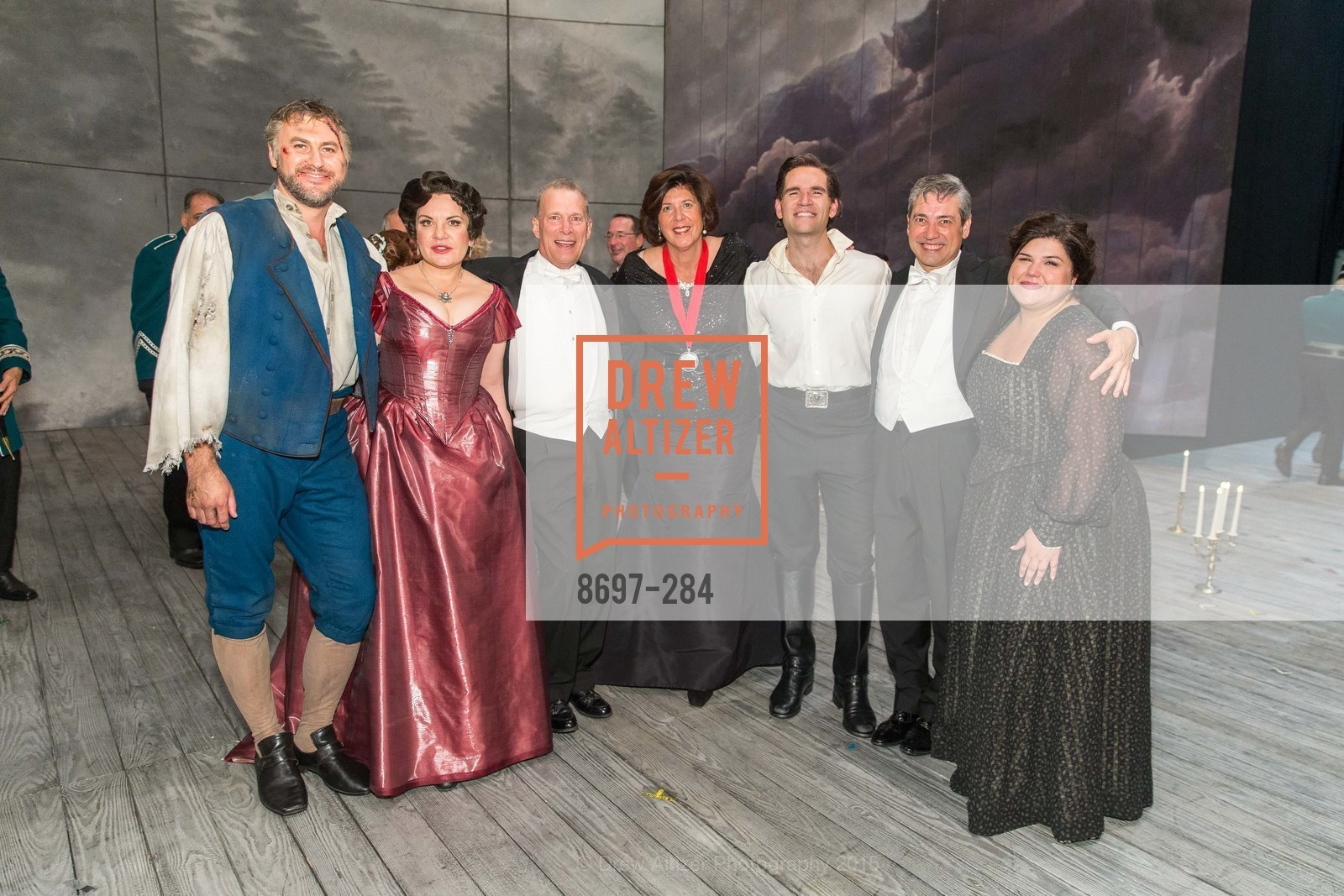 Vitaliy Bilyy, Ekaterina Semenchuk, David Gockley, Francesca Zambello, Michael Fabiano, Nicola Luisotti, Leah Crocetto, Opera Ball 2015: Moonlight & Music, War Memorial Opera House. 301 Van Ness Ave, September 11th, 2015,Drew Altizer, Drew Altizer Photography, full-service agency, private events, San Francisco photographer, photographer california
