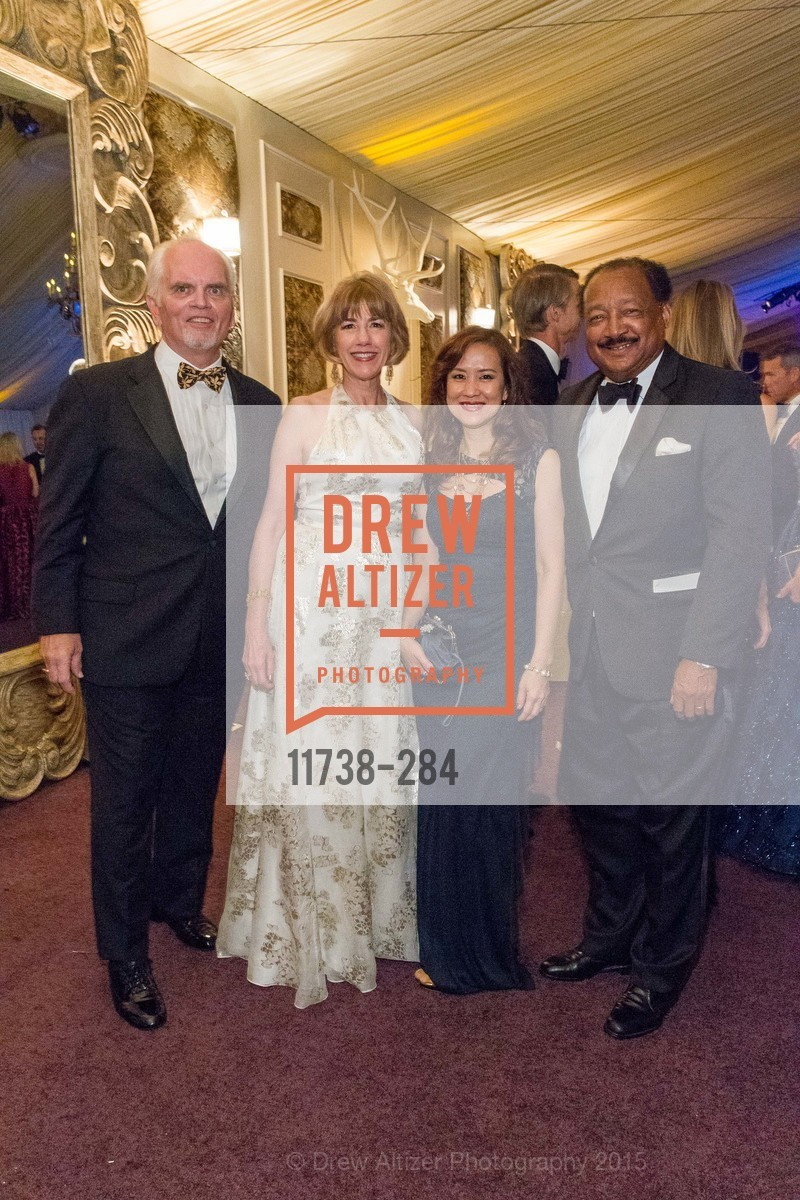Michael Broach, Nancy Cunningham-Clark, Nina Belle, Charles Belle, Opera Ball 2015: Moonlight & Music, War Memorial Opera House. 301 Van Ness Ave, September 11th, 2015,Drew Altizer, Drew Altizer Photography, full-service agency, private events, San Francisco photographer, photographer california