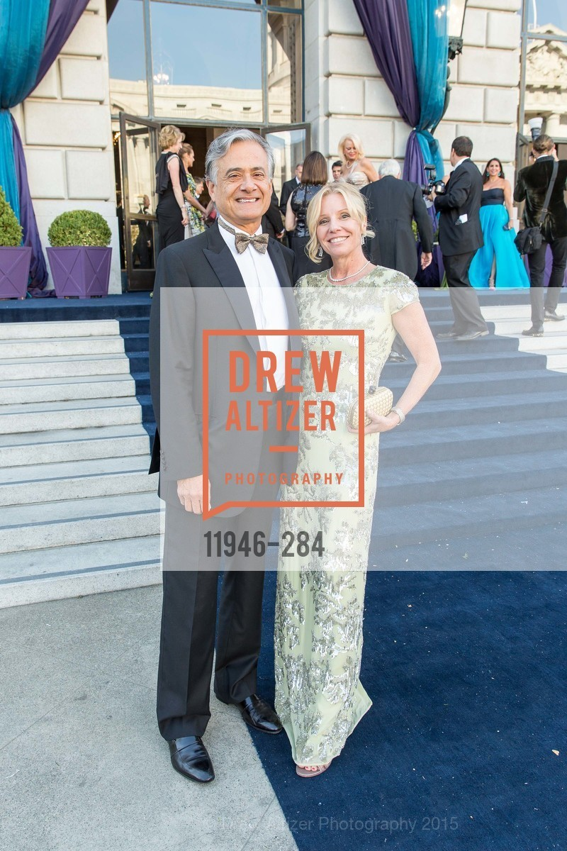 Michael Covarrubias, Kathleen McIntosh, Opera Ball 2015: Moonlight & Music, War Memorial Opera House. 301 Van Ness Ave, September 11th, 2015,Drew Altizer, Drew Altizer Photography, full-service agency, private events, San Francisco photographer, photographer california