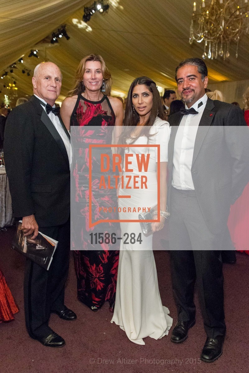 Susan Dunlevy, Sobia Shaikh, Nadir Shaikh, Opera Ball 2015: Moonlight & Music, War Memorial Opera House. 301 Van Ness Ave, September 11th, 2015,Drew Altizer, Drew Altizer Photography, full-service agency, private events, San Francisco photographer, photographer california