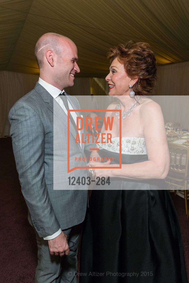 Michael Fabiano, Maria Manetti Shrem, Opera Ball 2015: Moonlight & Music, War Memorial Opera House. 301 Van Ness Ave, September 11th, 2015,Drew Altizer, Drew Altizer Photography, full-service agency, private events, San Francisco photographer, photographer california