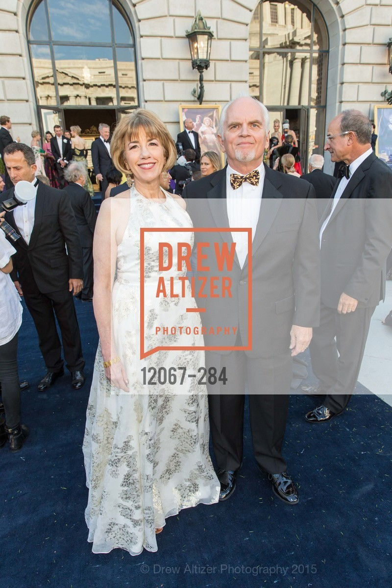 Nancy Cunningham Clark, Michael Broach, Opera Ball 2015: Moonlight & Music, War Memorial Opera House. 301 Van Ness Ave, September 11th, 2015,Drew Altizer, Drew Altizer Photography, full-service agency, private events, San Francisco photographer, photographer california