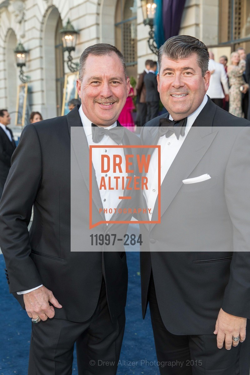 Mike Genoshe, Alan Morrell, Opera Ball 2015: Moonlight & Music, War Memorial Opera House. 301 Van Ness Ave, September 11th, 2015,Drew Altizer, Drew Altizer Photography, full-service agency, private events, San Francisco photographer, photographer california