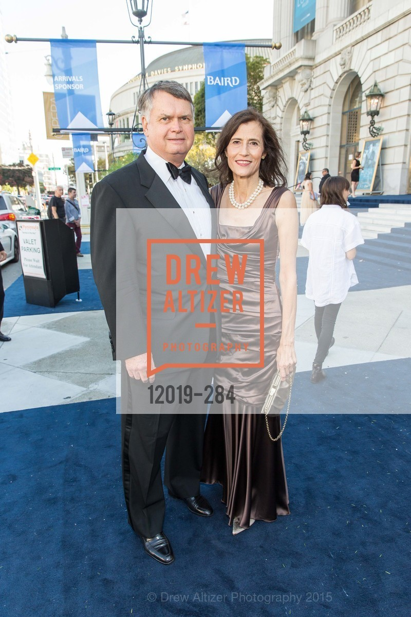 Kent Brooks, Rada Brooks, Opera Ball 2015: Moonlight & Music, War Memorial Opera House. 301 Van Ness Ave, September 11th, 2015,Drew Altizer, Drew Altizer Photography, full-service event agency, private events, San Francisco photographer, photographer California