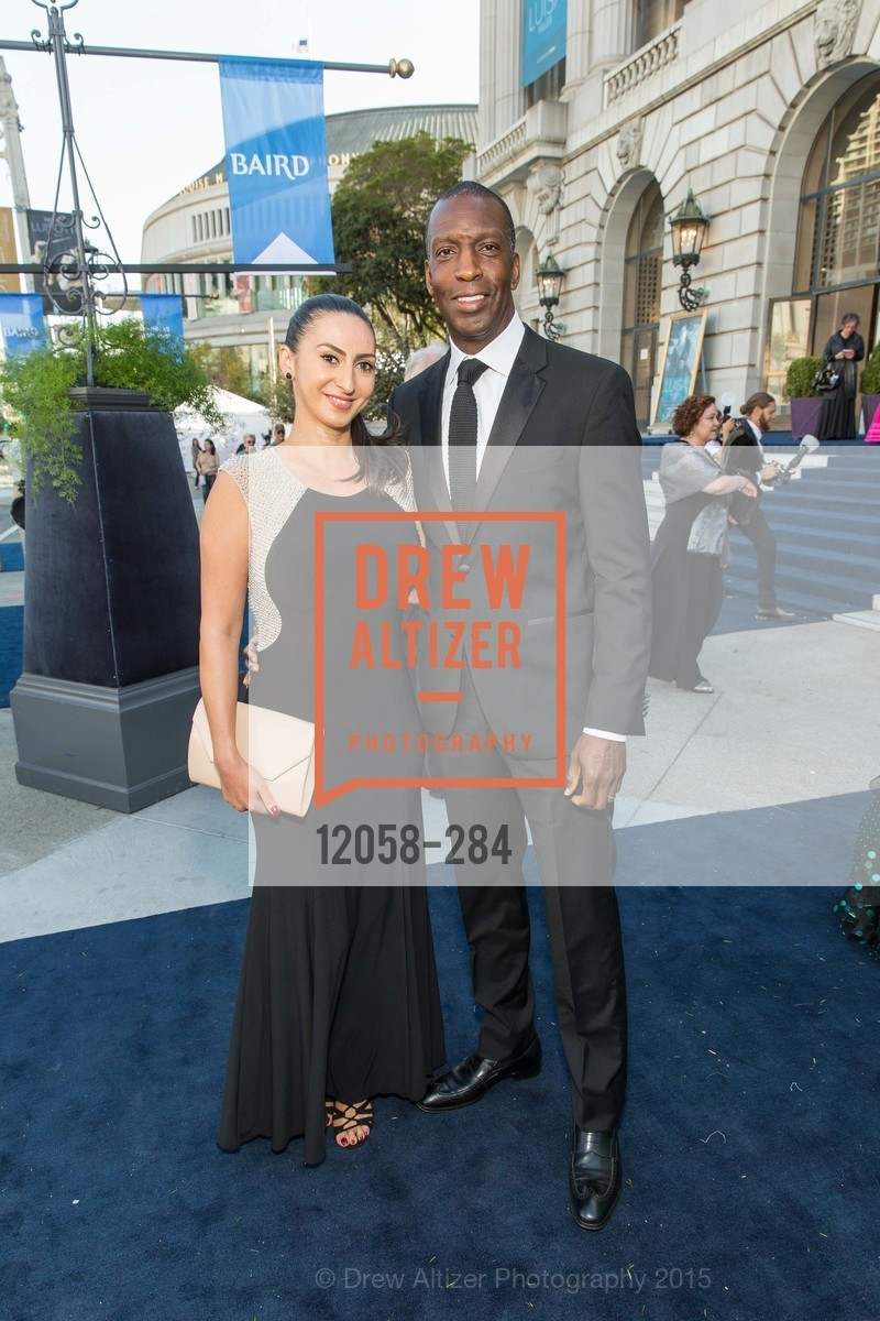 Armine Shamiryan, Michael Dobbs, Opera Ball 2015: Moonlight & Music, War Memorial Opera House. 301 Van Ness Ave, September 11th, 2015,Drew Altizer, Drew Altizer Photography, full-service agency, private events, San Francisco photographer, photographer california