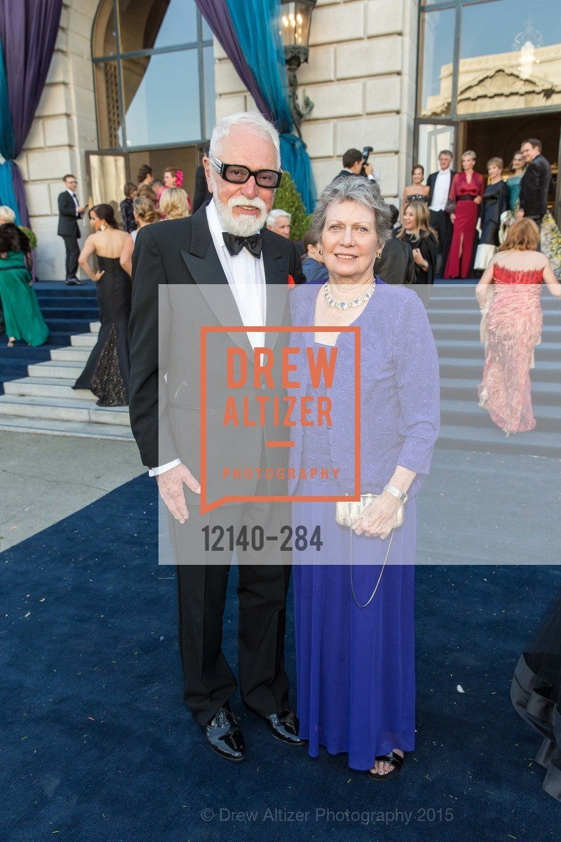 Lewis Sykes, Carol Buck, Opera Ball 2015: Moonlight & Music, War Memorial Opera House. 301 Van Ness Ave, September 11th, 2015,Drew Altizer, Drew Altizer Photography, full-service agency, private events, San Francisco photographer, photographer california