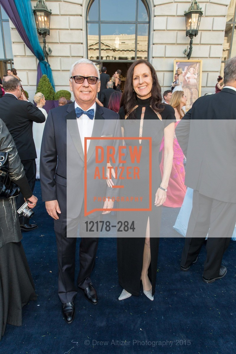 Gregory Balogh, Hanne Balogh, Opera Ball 2015: Moonlight & Music, War Memorial Opera House. 301 Van Ness Ave, September 11th, 2015,Drew Altizer, Drew Altizer Photography, full-service agency, private events, San Francisco photographer, photographer california