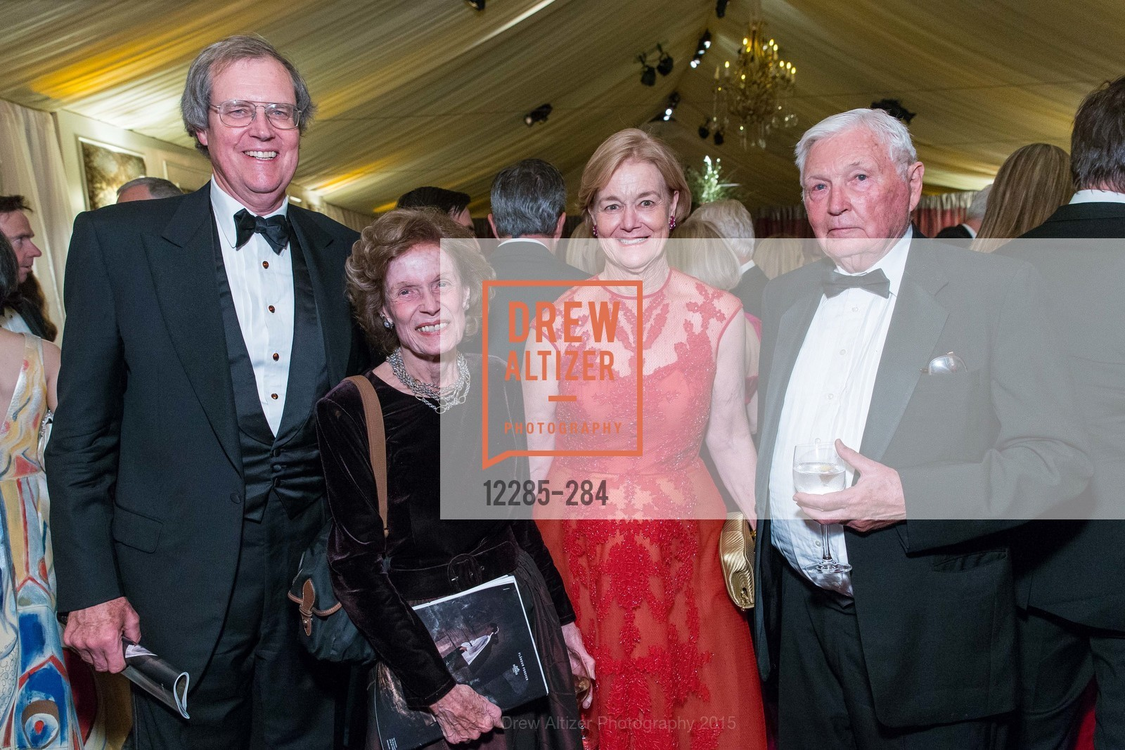 George Hume, Cathie Johnson, Leslie Hume, Pitch Johnson, Opera Ball 2015: Moonlight & Music, War Memorial Opera House. 301 Van Ness Ave, September 11th, 2015,Drew Altizer, Drew Altizer Photography, full-service agency, private events, San Francisco photographer, photographer california
