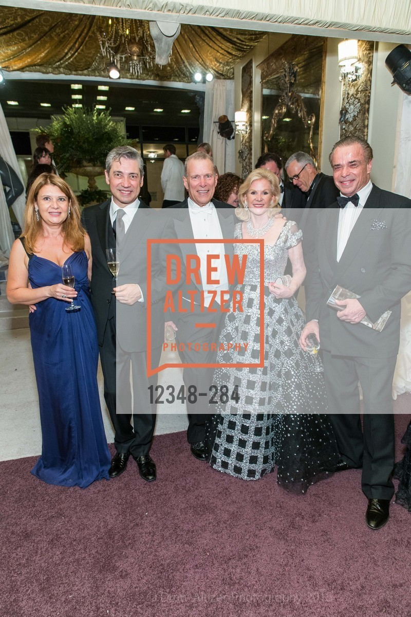 Rita Simonini, Nicola Luisotti, David Gockley, Dede Wilsey, Boaz Mazor, Opera Ball 2015: Moonlight & Music, War Memorial Opera House. 301 Van Ness Ave, September 11th, 2015,Drew Altizer, Drew Altizer Photography, full-service agency, private events, San Francisco photographer, photographer california