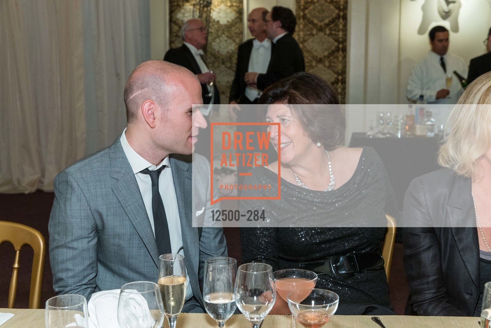 Michael Fabiano, Francesca Zambello, Opera Ball 2015: Moonlight & Music, War Memorial Opera House. 301 Van Ness Ave, September 11th, 2015,Drew Altizer, Drew Altizer Photography, full-service agency, private events, San Francisco photographer, photographer california