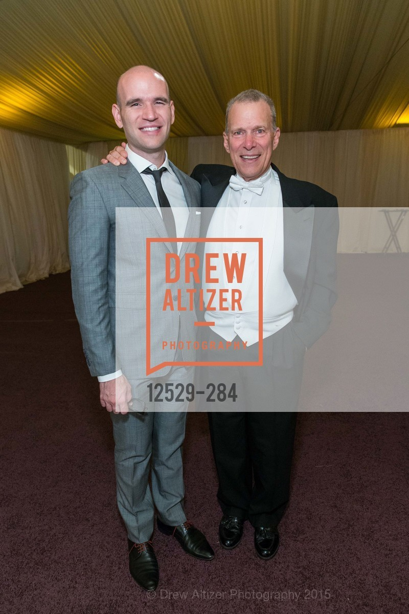 Michael Fabiano, David Gockley, Opera Ball 2015: Moonlight & Music, War Memorial Opera House. 301 Van Ness Ave, September 11th, 2015,Drew Altizer, Drew Altizer Photography, full-service agency, private events, San Francisco photographer, photographer california