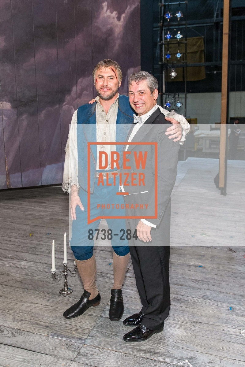 Vitaliy Bilyy, Nicola Luisotti, Opera Ball 2015: Moonlight & Music, War Memorial Opera House. 301 Van Ness Ave, September 11th, 2015,Drew Altizer, Drew Altizer Photography, full-service agency, private events, San Francisco photographer, photographer california