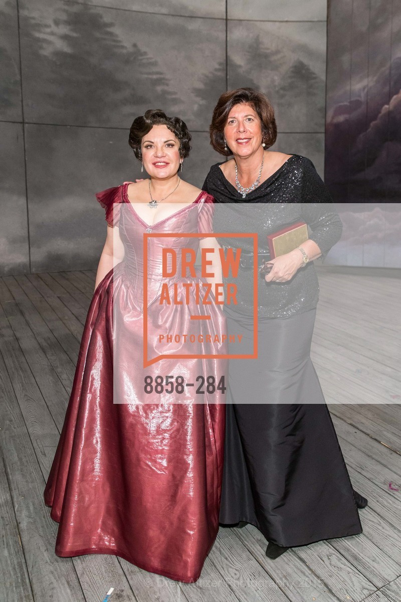 Ekaterina Semenchuk, Francesca Zambello, Opera Ball 2015: Moonlight & Music, War Memorial Opera House. 301 Van Ness Ave, September 11th, 2015,Drew Altizer, Drew Altizer Photography, full-service agency, private events, San Francisco photographer, photographer california