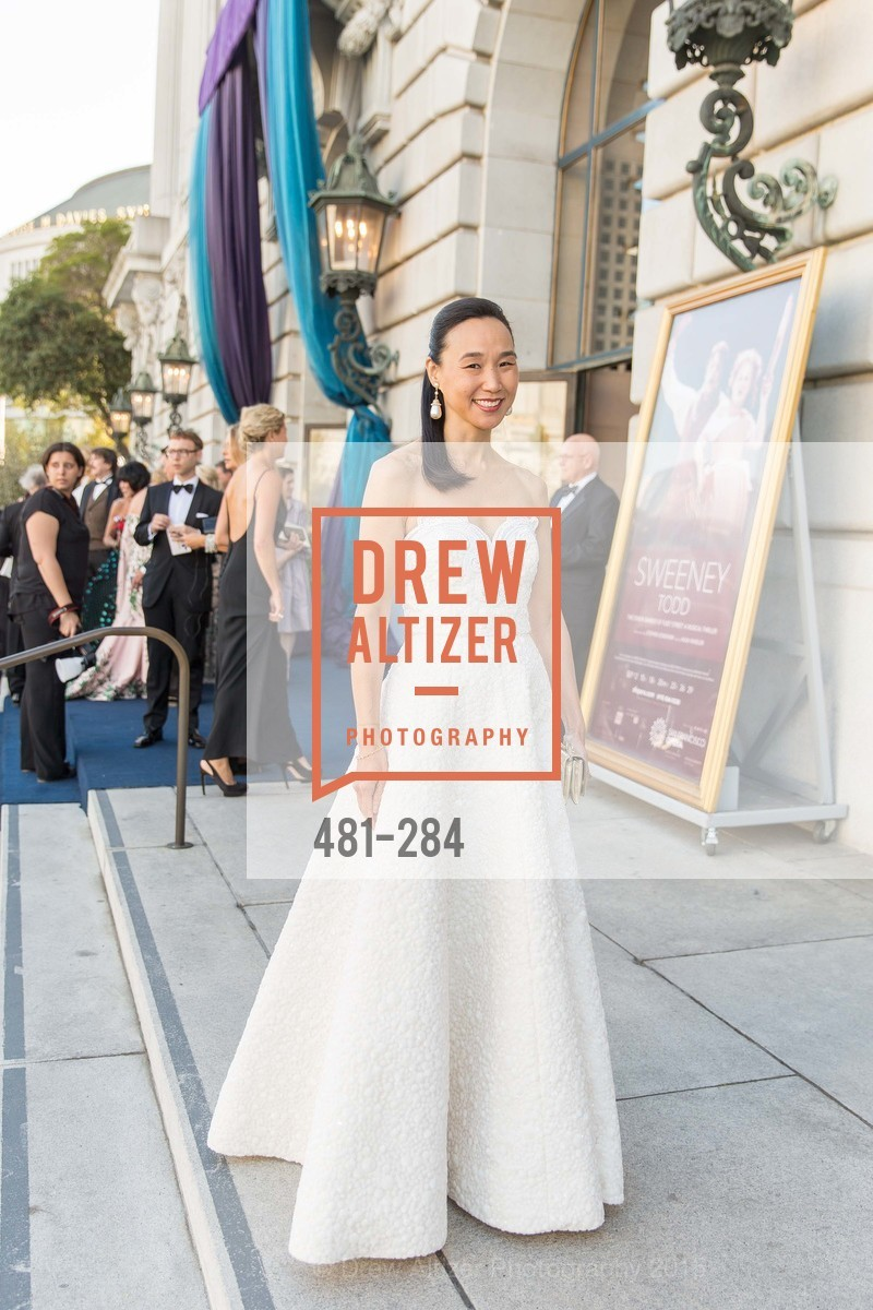 Carolyn Chang, Opera Ball 2015: Moonlight & Music, War Memorial Opera House. 301 Van Ness Ave, September 11th, 2015,Drew Altizer, Drew Altizer Photography, full-service agency, private events, San Francisco photographer, photographer california