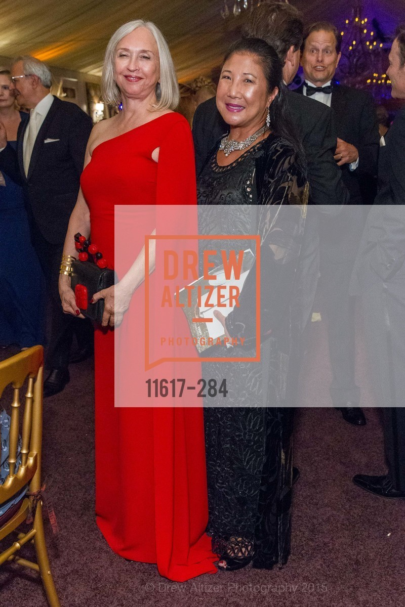 Debra Vick, Amy Chung, Opera Ball 2015: Moonlight & Music, War Memorial Opera House. 301 Van Ness Ave, September 11th, 2015,Drew Altizer, Drew Altizer Photography, full-service agency, private events, San Francisco photographer, photographer california