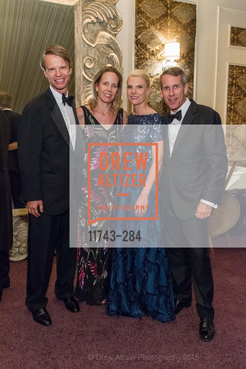 David Golob, Inger Golob, Linle Froeb, Jim Froeb, Opera Ball 2015: Moonlight & Music, War Memorial Opera House. 301 Van Ness Ave, September 11th, 2015,Drew Altizer, Drew Altizer Photography, full-service agency, private events, San Francisco photographer, photographer california