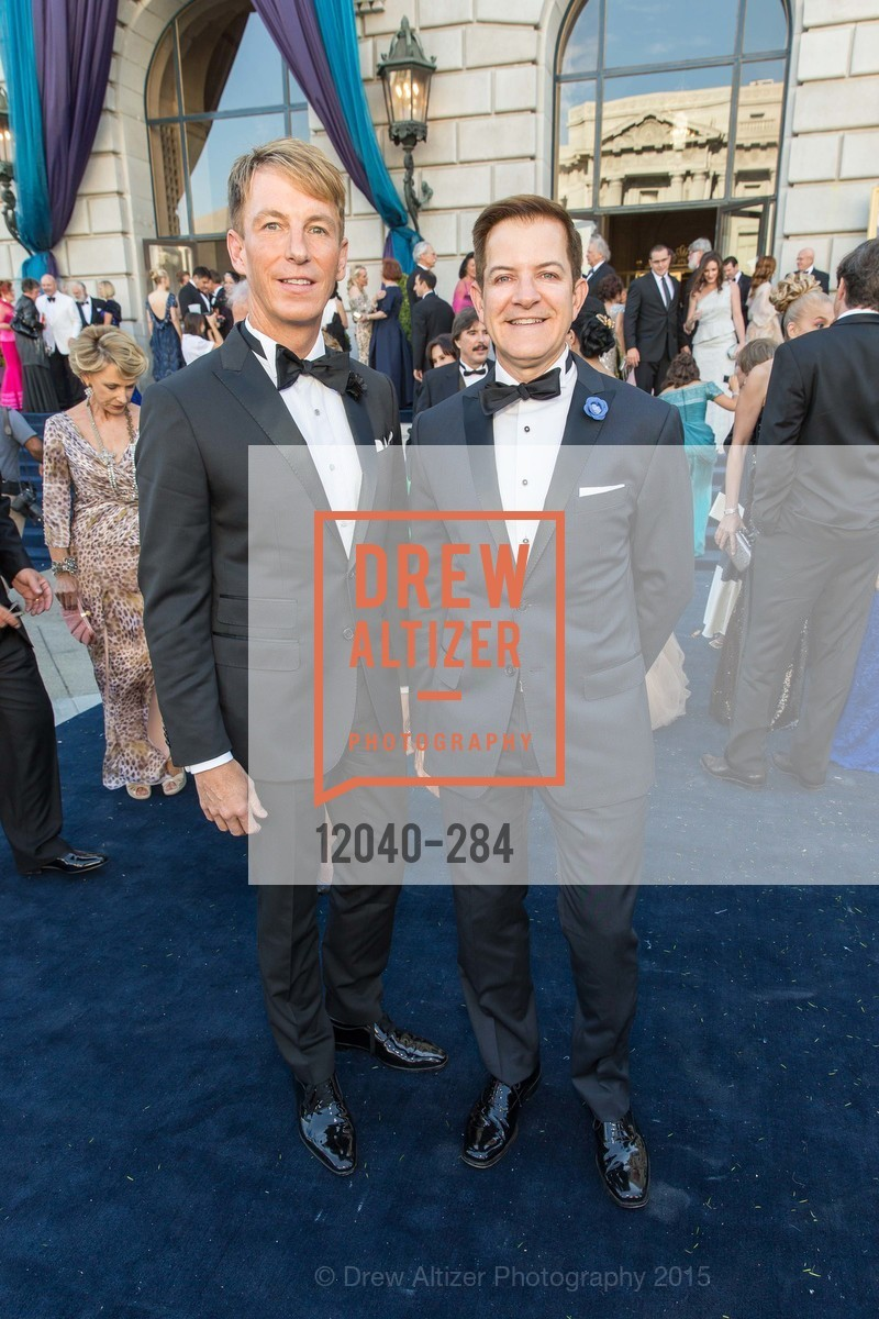 Jack Calhoun, Trent Norris, Opera Ball 2015: Moonlight & Music, War Memorial Opera House. 301 Van Ness Ave, September 11th, 2015,Drew Altizer, Drew Altizer Photography, full-service agency, private events, San Francisco photographer, photographer california