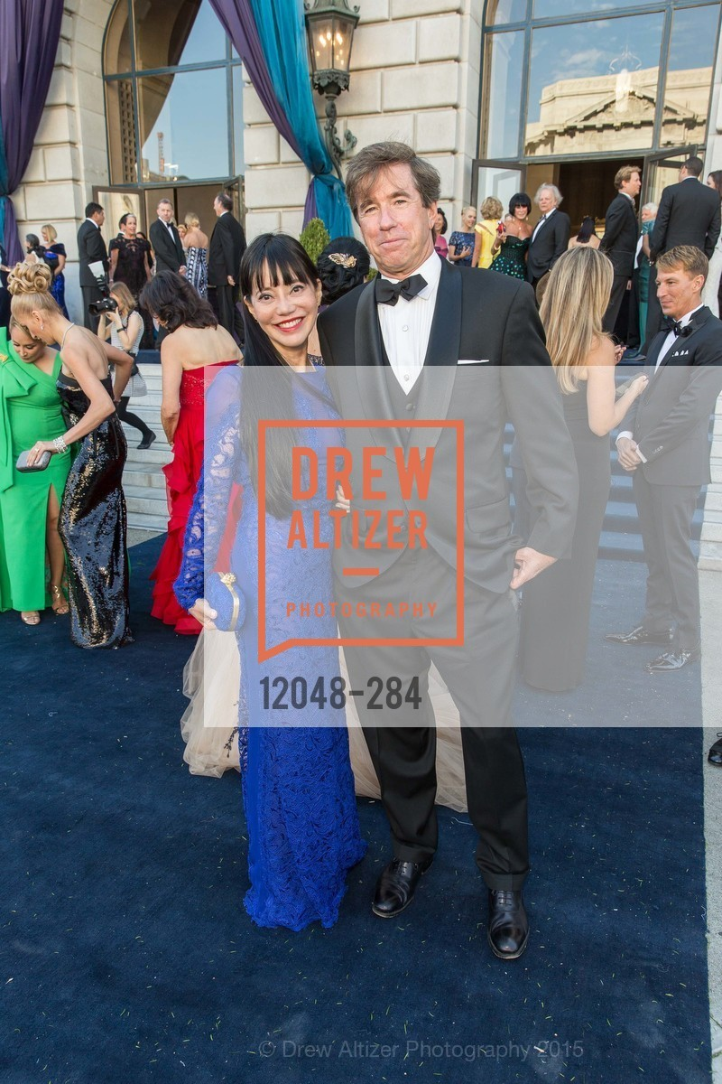 France Szeto, Brian Sexton, Opera Ball 2015: Moonlight & Music, War Memorial Opera House. 301 Van Ness Ave, September 11th, 2015,Drew Altizer, Drew Altizer Photography, full-service agency, private events, San Francisco photographer, photographer california