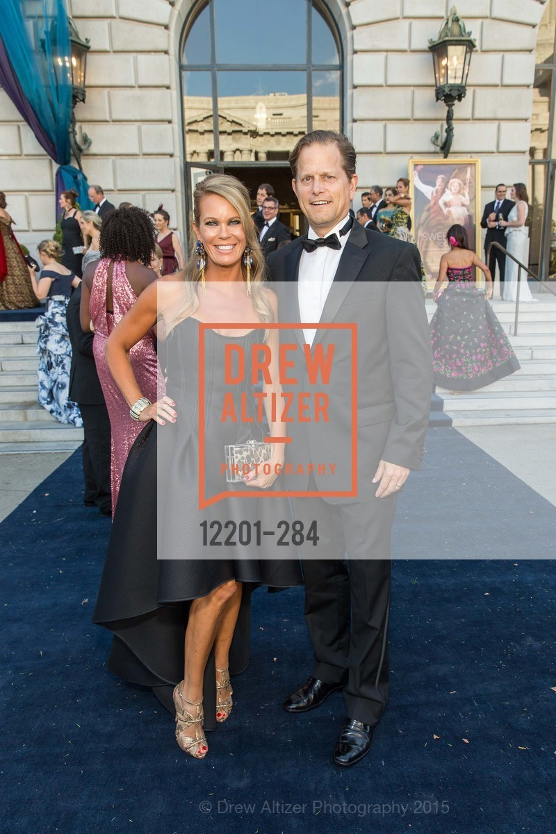 Stephanie Tuttle, Ramsey Walker, Opera Ball 2015: Moonlight & Music, War Memorial Opera House. 301 Van Ness Ave, September 11th, 2015,Drew Altizer, Drew Altizer Photography, full-service agency, private events, San Francisco photographer, photographer california