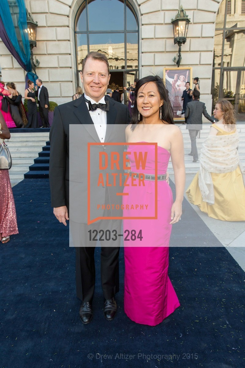 Mick Bobroff, Celeste Bobroff, Opera Ball 2015: Moonlight & Music, War Memorial Opera House. 301 Van Ness Ave, September 11th, 2015,Drew Altizer, Drew Altizer Photography, full-service agency, private events, San Francisco photographer, photographer california
