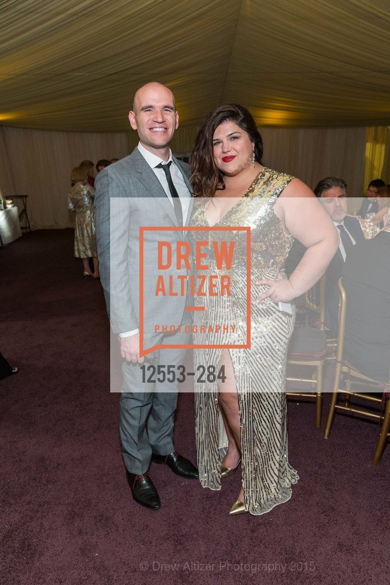 Michael Fabiano, Leah Crocetto, Opera Ball 2015: Moonlight & Music, War Memorial Opera House. 301 Van Ness Ave, September 11th, 2015,Drew Altizer, Drew Altizer Photography, full-service agency, private events, San Francisco photographer, photographer california