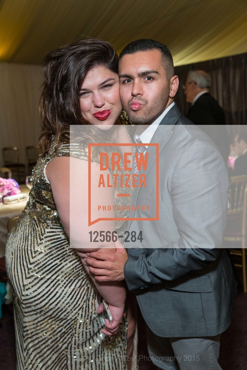 Leah Crocetto, Joey Castaneda, Opera Ball 2015: Moonlight & Music, War Memorial Opera House. 301 Van Ness Ave, September 11th, 2015,Drew Altizer, Drew Altizer Photography, full-service agency, private events, San Francisco photographer, photographer california