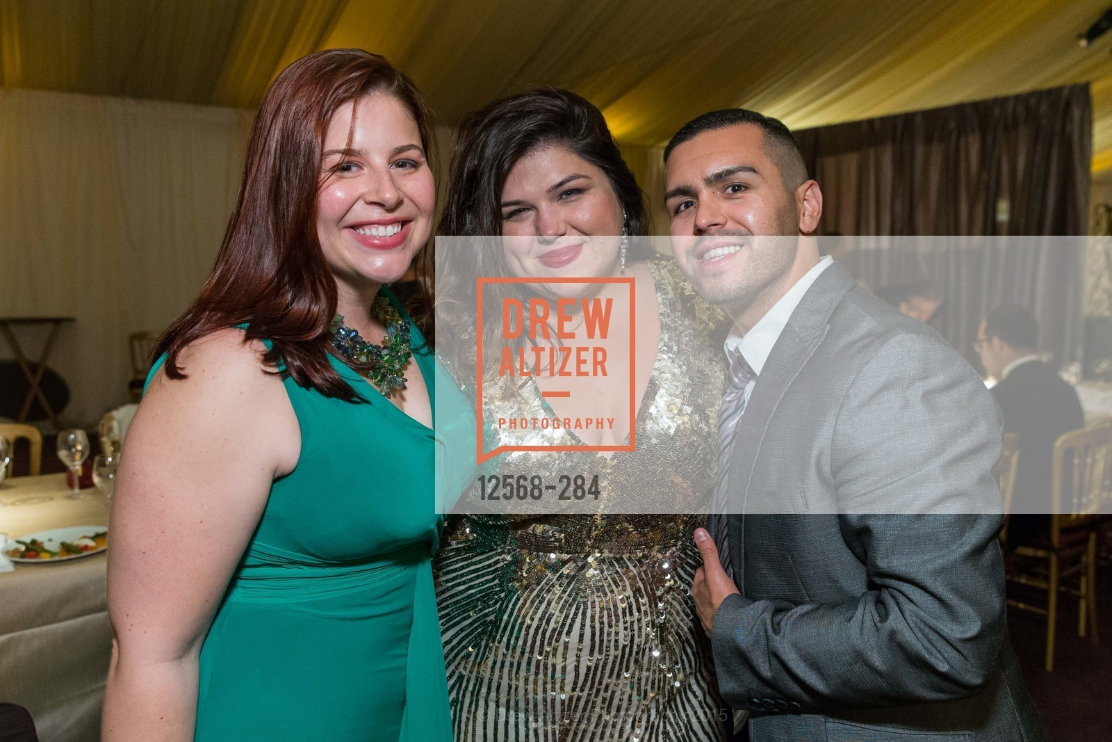 Jacqueline Picolino, Leah Crocetto, Joey Castaneda, Opera Ball 2015: Moonlight & Music, War Memorial Opera House. 301 Van Ness Ave, September 11th, 2015,Drew Altizer, Drew Altizer Photography, full-service agency, private events, San Francisco photographer, photographer california