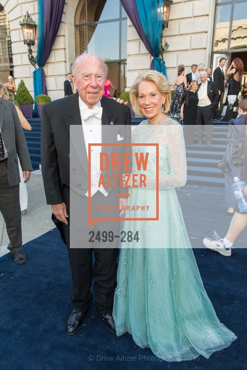 George Shultz, Charlotte Shultz, Opera Ball 2015: Moonlight & Music, War Memorial Opera House. 301 Van Ness Ave, September 11th, 2015,Drew Altizer, Drew Altizer Photography, full-service agency, private events, San Francisco photographer, photographer california