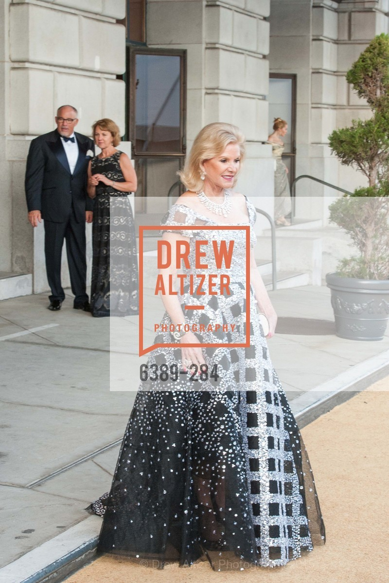 Dede Wilsey, Opera Ball 2015: Moonlight & Music, War Memorial Opera House. 301 Van Ness Ave, September 11th, 2015