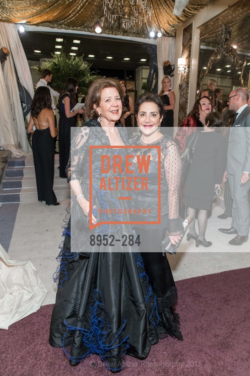 Linda Kemper, Lily Samii, Opera Ball 2015: Moonlight & Music, War Memorial Opera House. 301 Van Ness Ave, September 11th, 2015,Drew Altizer, Drew Altizer Photography, full-service event agency, private events, San Francisco photographer, photographer California